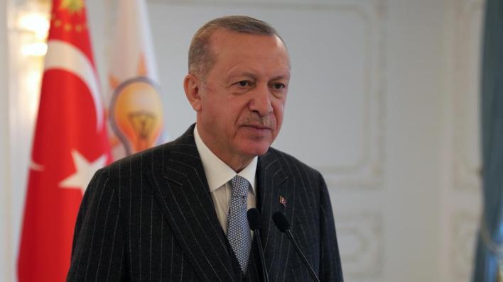 الرئيس التركي: لقد نجحنا في دحر الهجمات التي تعرّضنا لها الواحدة تلو الأخرى بعون الله وبصيرة أمتنا