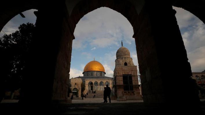 الاحتلال الإسرائيلي يمدد الفترة المتاحة للمستوطنين لاقتحام المسجد الأقصى لتصبح مدتها ساعة ونصفاً