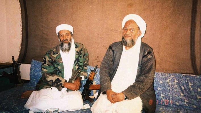 """9586366 2027 1141 16 191 - أنباء عن وفاة زعيم القاعدة """"أيمن الظواهري"""" في أفغانستان"""