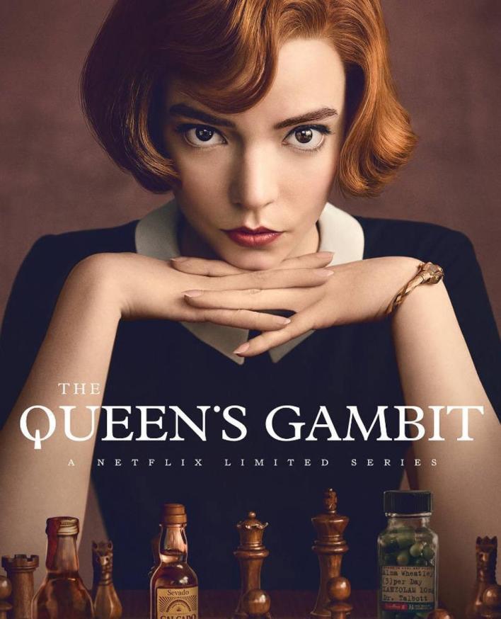 """9613531 791 977 2 0 - كيف خدعك مسلسل """"مناورة الملكة"""" لتحبّ الشطرنج؟"""