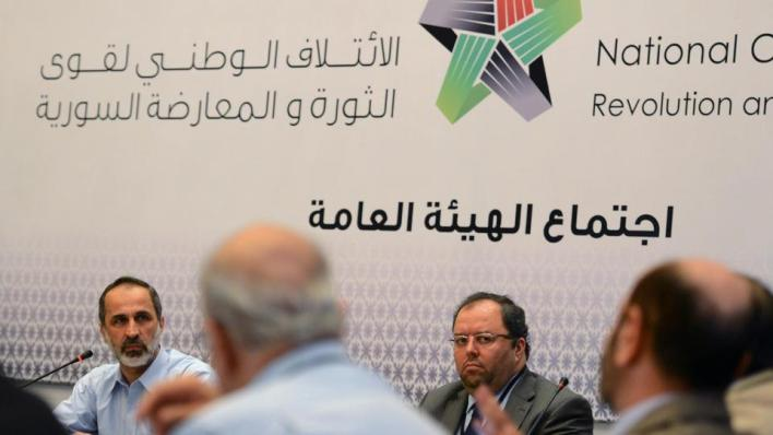 9615122 2968 1671 14 285 - المعارضة السورية تدعو إلى سلطة حقيقية شمال البلاد وإسقاط الشرعية عن النظام