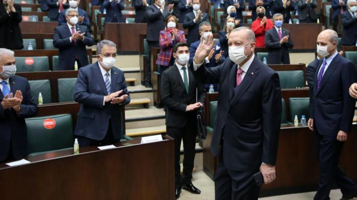 أردوغان يقول إن لقاح كورونا سيكون جاهزاً للتوزيع في شهر أبريل/نيسان 2021 على أبعد تقدير