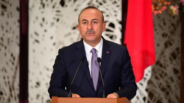 وزير الخارجية التركي يقول إنأرمينيا