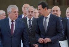 """صورة """"لافرنتييف"""": روسيا لا يوجد فيها لاجئون سوريون"""