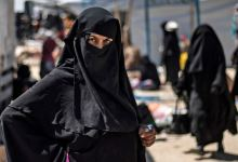 """صورة """"قسد"""" تعتقل 3 تونسيات في مخيم """"الهول"""".. ما التهمة؟"""