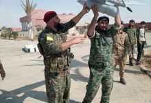 """صورة التحالف الدولي يزوّد """"قسد"""" بطائرات استطلاع عسكرية"""