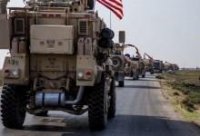 """صورة """"التحالف الدولي"""" يستقدم تعزيزات عسكرية إلى قواعده في سوريا"""