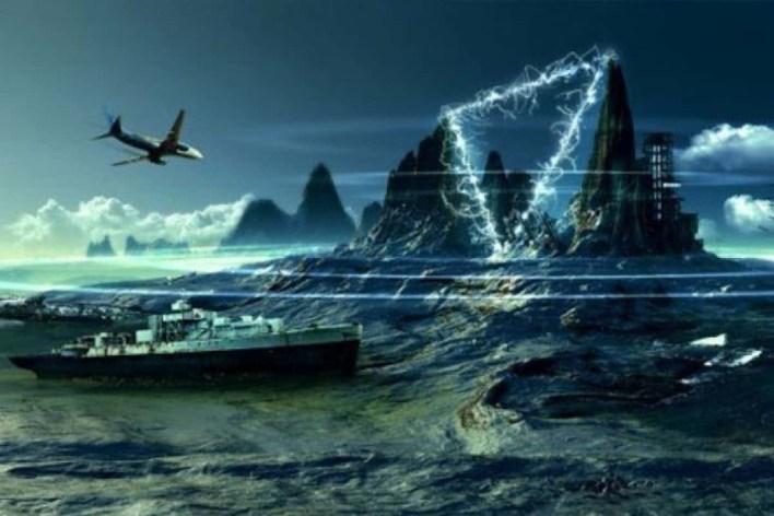 عن مثلث برمودا - اكتشاف سبب اختفاء الطائرات في مثلث الشيطان برمودا