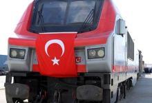صورة قطار التصدير المتجه إلى الصين سيعبر قارتين وبحرين و5 دول