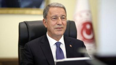 صورة وزير الدفاع التركي يعدد نجاحات بلاده في الصناعات الدفاعية التي وصلت إلى 70%