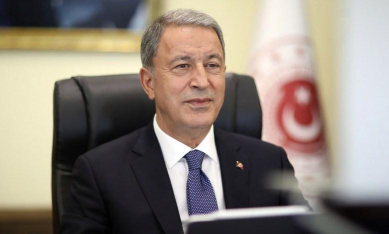 22107980 - وزير الدفاع التركي يعدد نجاحات بلاده في الصناعات الدفاعية التي وصلت إلى 70%