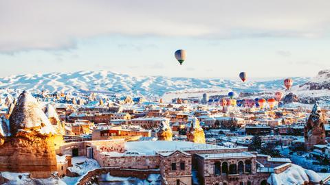 صورة أجمل وجهات السياحة الشتوية في تركيا