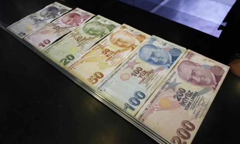 12000 - تراجع طفيف في سعر الليرة التركية مقابل الدولار وبعض العملات الأخرى
