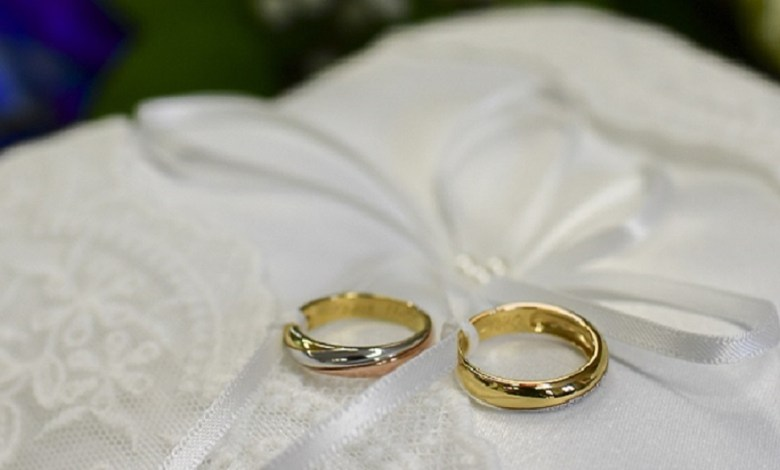 أغرب طرييقة في حفل زفاف