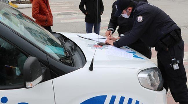 gaziantep te yuzlerce kisiye ceza yazildi - قيمة المخالفات المرورية والضرائب في تركيا 2021