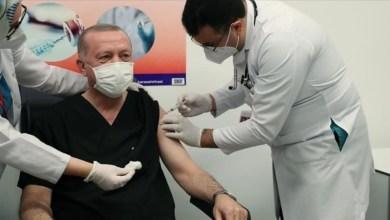 صورة هل تعرض لأي أعراض جانبية بعد تلقي الجرعة الأولى من لقاح كورونا؟ أردوغان يصرح بالأمر