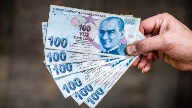 صورة تحسن في سعر صرف الليرة التركية مع بداية الأسبوع