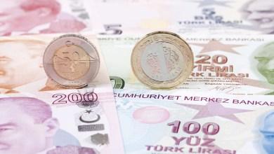 صورة تراجع طفيف في سعر الليرة التركية مقابل العملات الأخرى