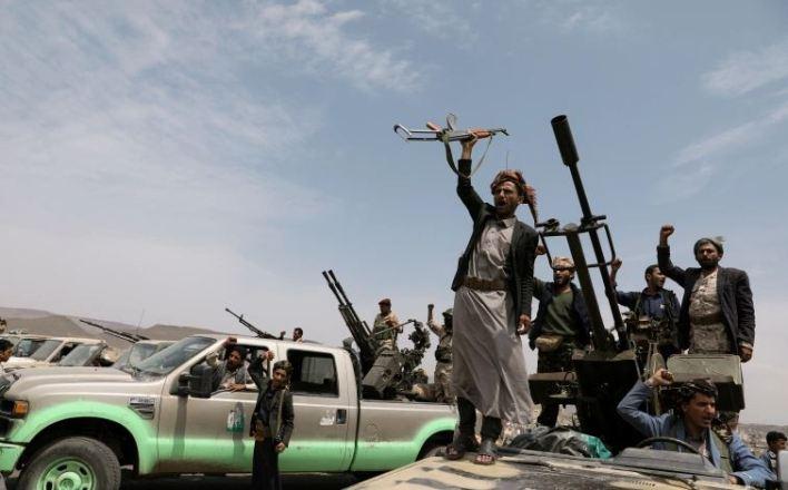 444 - هجوم حوثي جديد على مطار أبها والسلطات السعودية تعلن التصدي له