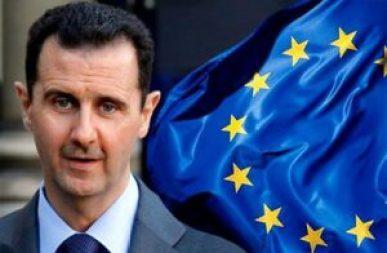 والاسد 300x196 - مقترح يتعلق بتسوية الأوضاع في سوريا بتوافق دولي.. مسؤول أوروبي يتحدث..