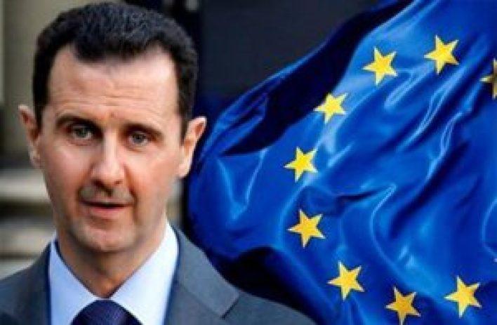 والاسد 300x196 - الاتحاد الأوروبي يعلن عن تمــ.ــديد عقــ.ــوباته المفــ.ــروضة على سوريا.. إليكم التفاصيل