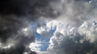 صورة عاصفة قوية قادمة إلى 4 ولايات.. ومديرية الأرصاد الجوية تحـ.ـذر