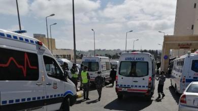 صورة شاهد.. عدد وفيـ.ـات انقـ.ـطاع الأكسجين بالمستشفى الحكـ.ـومي في الأردن يرتفع
