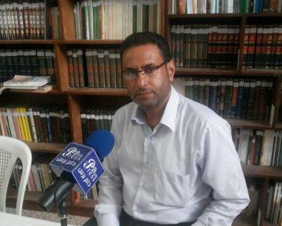 الصحفي رمضان ابراهيم