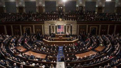 """صورة رسالة عاجلة من الكونغرس الأمريكي إلى """"بايدن"""" بشأن بشار الأسد ونظامه.."""