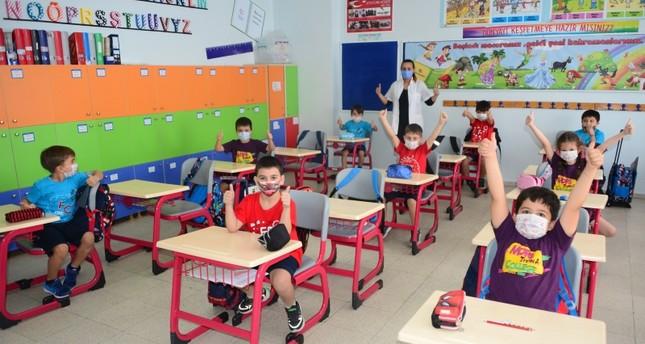 المدارس في تركيا تفتح صيفا