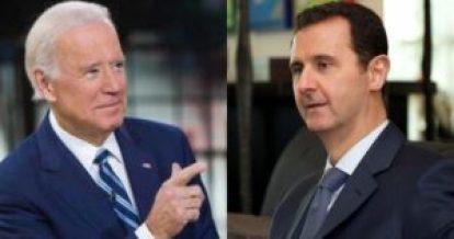 بشار 300x158 - أربعة عوامل ستدفع بايدن للتدخل في سوريا.. معهد أمريكي يتحدث