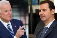 صورة شروط الولايات المتحدة لرفع العقـ.وبات عن نظام الأسد، وشروط تطبيع العلاقات معه
