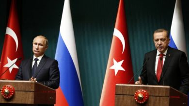 صورة مقترح جديد تقدمه روسيا لتركيا بشأن إدلب وحلب.. إليكم التفاصيل