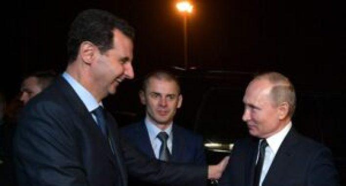 والاسد 300x162 - توصل موسكو وطهران لاتفاق جديد لدعم اقتصاد الأسد، وتحدي لإدارة بايدن.. إليكم التفاصيل