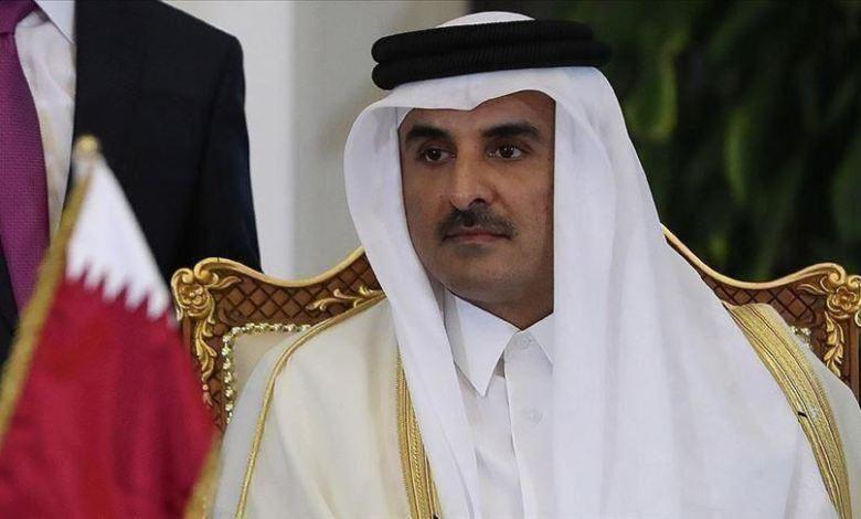 موقف قطر بشأن عودة النظام السوري