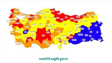 صورة حـ.ـظر قـ.ـادم إلى 8 ولايـ.ـات.. من ضمنها إسطنبول