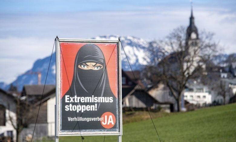 صورة نتائج استفتاء في سويسرا تؤكد حقـ.ـد الأوروبيين على الإسـ.ـلام والمسلمين