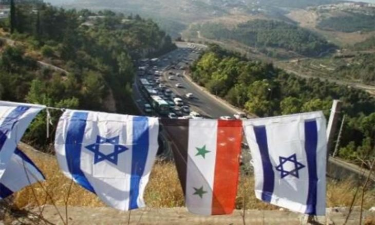 اسرائيل سوريا