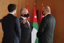 """صورة """"باسم عوض الله كان على اتصال مع الأمير حمزة وينسق معه منذ أكثر من سنة"""".. إليكم التفاصيل"""