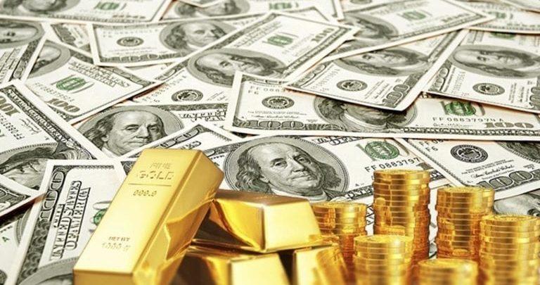 الليرة والذهب