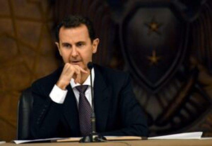 الأسد 800x549 1 300x206 - خطوة جديدة تتعلق بالمـ.ـوقوفين السيـ.ـاسيين في سوريا وذلك قبيل الانتخابات.. إليكم التفاصيل