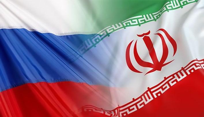 روسيا ايران