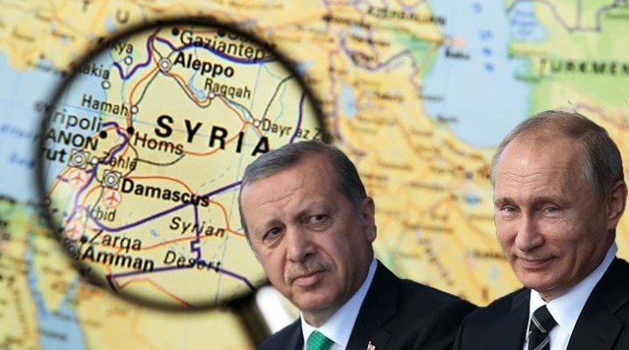 روسيا تركيا سوريا