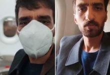 صورة بعد ما قامت السلطات الأردنية بترحيله.. اختفاء الصحفي المصري.. إليكم التفاصيل