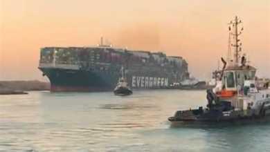 صورة بعد عودة قناة السويس للعمل.. كــ.ــارثة أخرى تلوح في الأفق