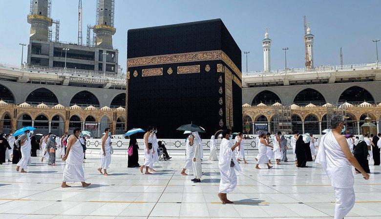 مكة ، صلاة التراويح