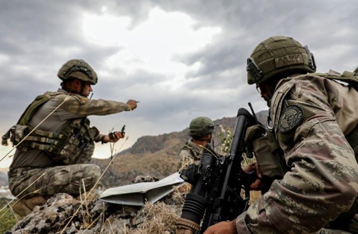 6202023114613592 - تركيا: الجهود تستمر بشكل كبير ضـ.ـد الإرهـ.ـابيين شمال العراق