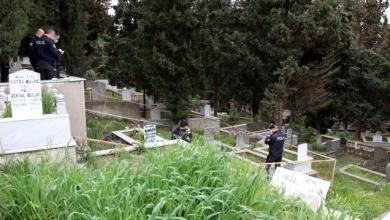 صورة حادثة مرعـ.ـبة في ولاية إزميت:تركي يعثر على جثـ.ـة ابنه المفـ.ـقود في مقـ.ـبرة العائلة أثناء زيارته للمـ.ـوتى (صور+فيديو)