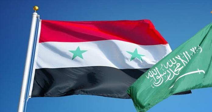 سوريا والسعودية