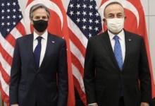 صورة محادثات بين وزير الدفـ.ـاع التركي ونظيره الأمريكي.. وحديث عن المنطقة الآمـ.ـنة في سوريا